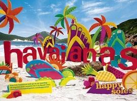 Povestea exotica a slapilor Havaianas