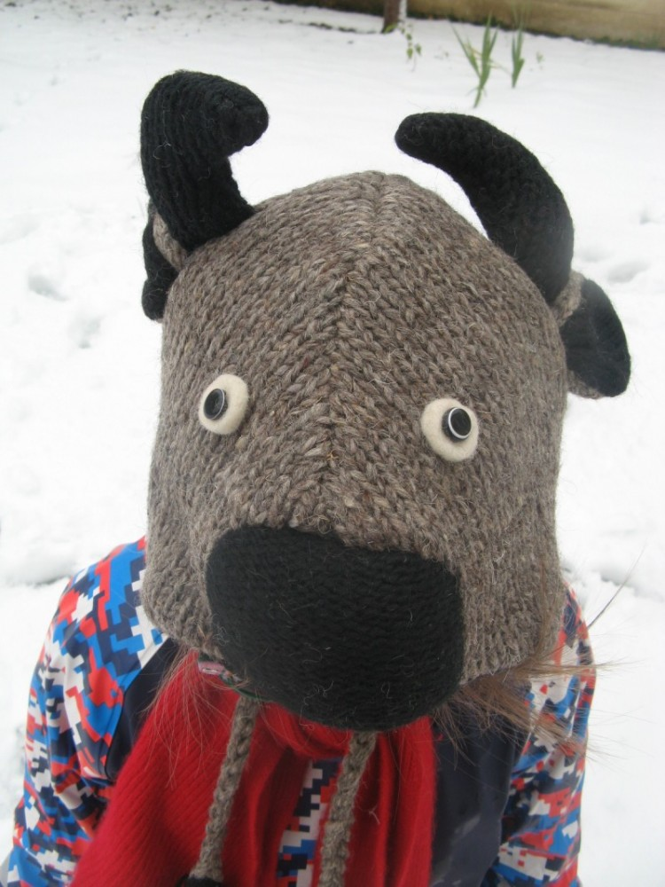 Caciula lana copii <7 ani - Cornutz