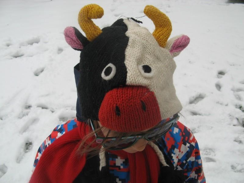 Caciula lana copii <4 ani - Mu!