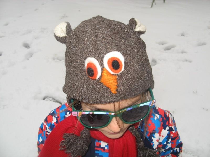 Caciula lana pentru copii <5 ani - Buha