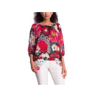 Bluza multicolora Merine