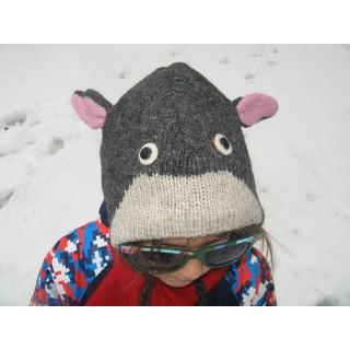 Caciula lana copii 7 ani - Hipo