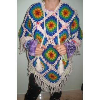 Poncho lana Magie