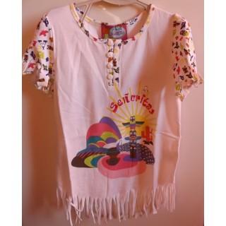 Bluza bumbac Blackfoot - 6 ani