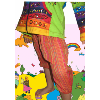 Pantaloni bumbac copii - Veselie