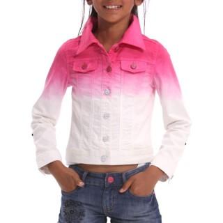 Jacheta bumbac Desigual Louise 7-8 ani