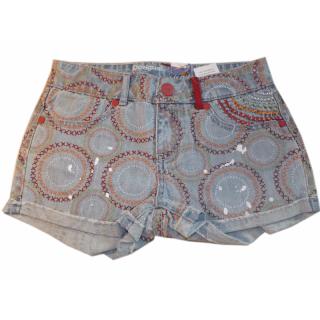 Pantaloni denim Desigual Baratono 7-8 ani