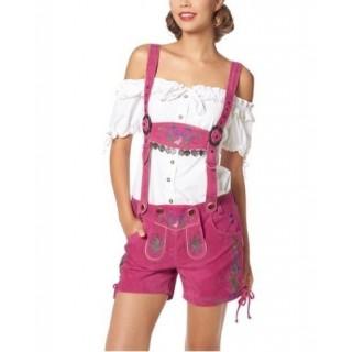 Pantaloni scurti din piele Oktoberfest