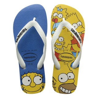 Slapi plaja Simpsons