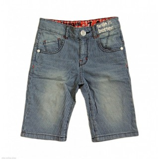 Pantaloni Desigual Kids Denim Rafael baieti 7/8 ani