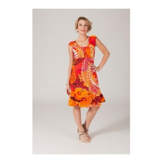 Rochie bumbac Fericire